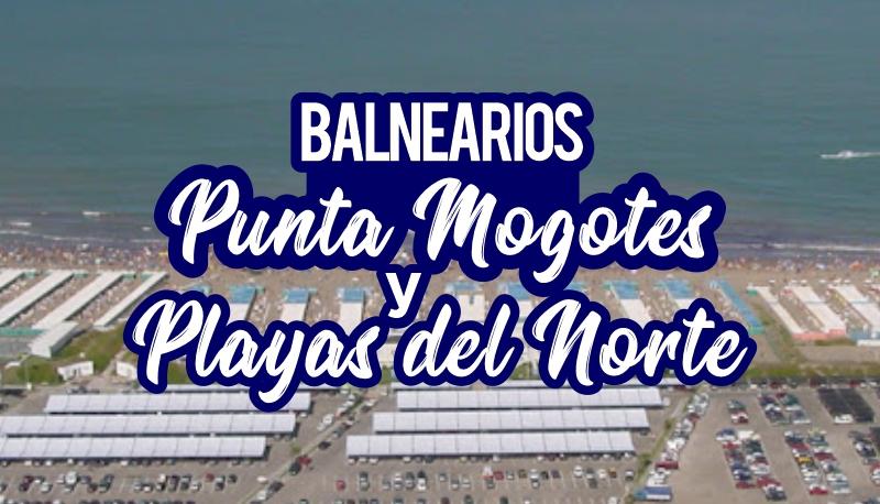 Balneario en Punta Mogotes